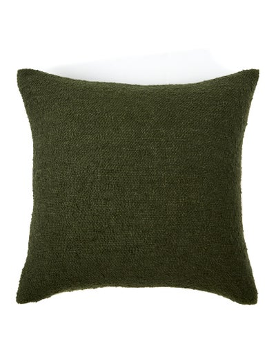 Chive Boucle Cushion