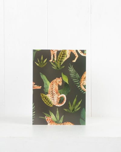 Redcurrent Tropicana Portrait Card