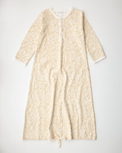 Blossom Cotton Sleeping Gown